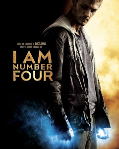 Poster Of I Am Number Four In Dual Audio Hindi English 300MB Compressed Small Size Pc Movie Free Download Only At worldfree4u.com