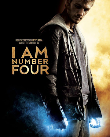Poster Of I Am Number Four 2011 In Hindi Bluray 720P Free Download