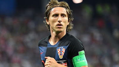 Croatia boss Zlatko Dalic praises Luka Modric says 'He is playing the best football of his life'