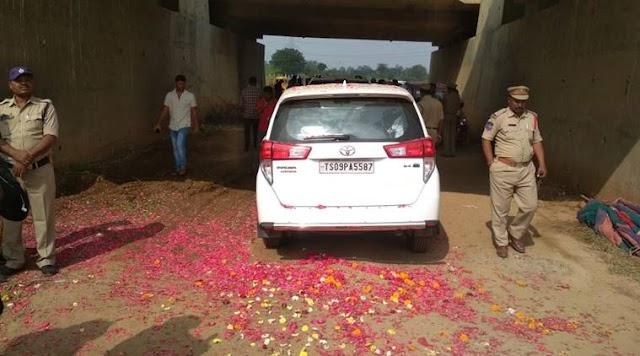 तेलंगाना पुलिस ने महिला डॉक्टर के दुष्कर्म और हत्या के आरोपियों को किया ढेर