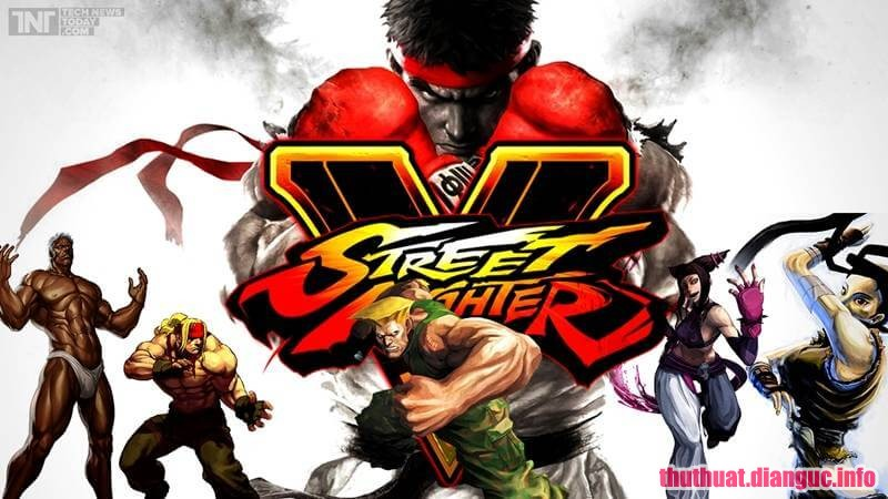 tie-smallDownload Game Street Fighter V Full Crack