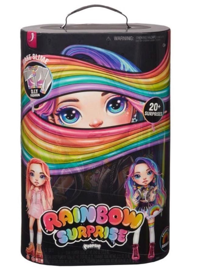 Кукла со слаймом Poopsie Rainbow Surprise лучшие игрушки 2019 года для девочек