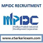 MPIDC Assistant Online Exam Result