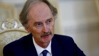 المبعوث الأممي لسوريا يأمل استئناف محادثات اللجنة الدستورية