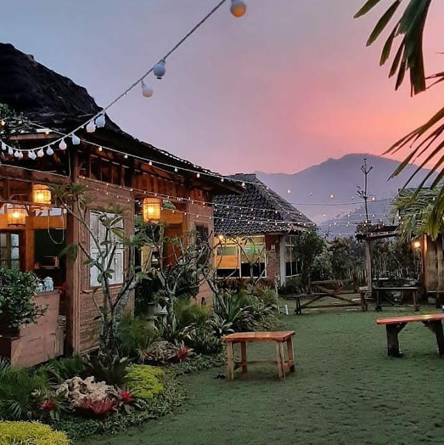 Cafe Djoeragan Kota Batu Jawa Timur