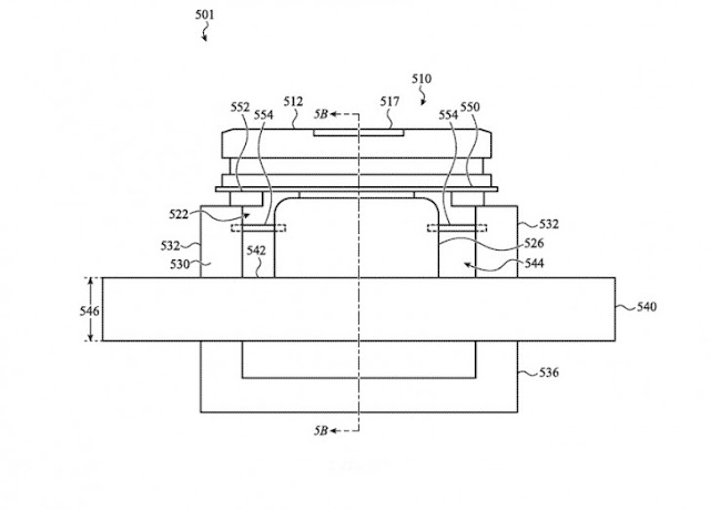 تعمل Apple على تسجيل براءة اختراع طريقة لجعل الأزرار أرق أثناء تقديم ملاحظات قابلة للبرمجة