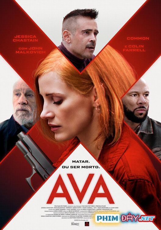 Sát Thủ Ava - Ava (2020)