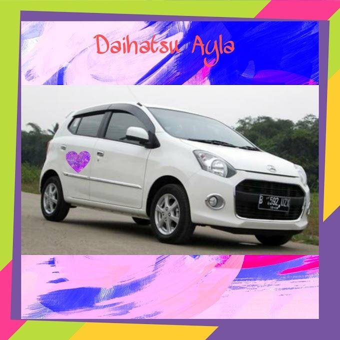 Daihatsu Ayla, mobil impian generasi millenial