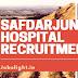 Safdarjung Hospital Recruitment 2017, Apply For 186 Jr. Resident Jobs