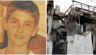 Καβάλα: Το αγόρι που θυσιάστηκε στη φωτιά για να σώσει τα αδέλφια του