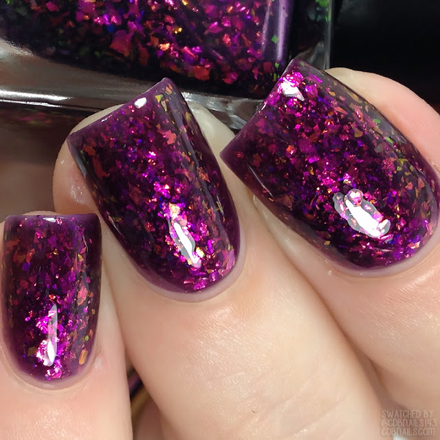 Night Owl Lacquer-Favorite Flannel