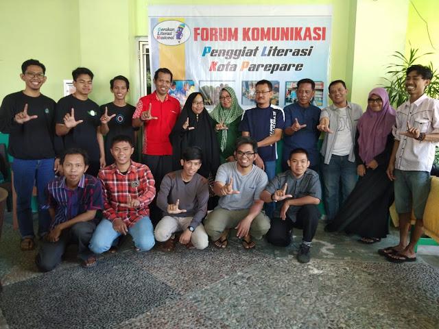 Program Literasi Parepare