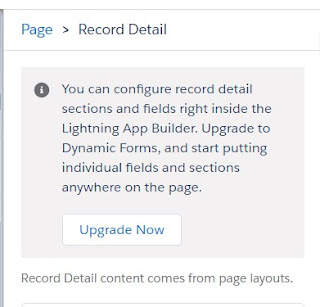 Upgrade to dynamic forms