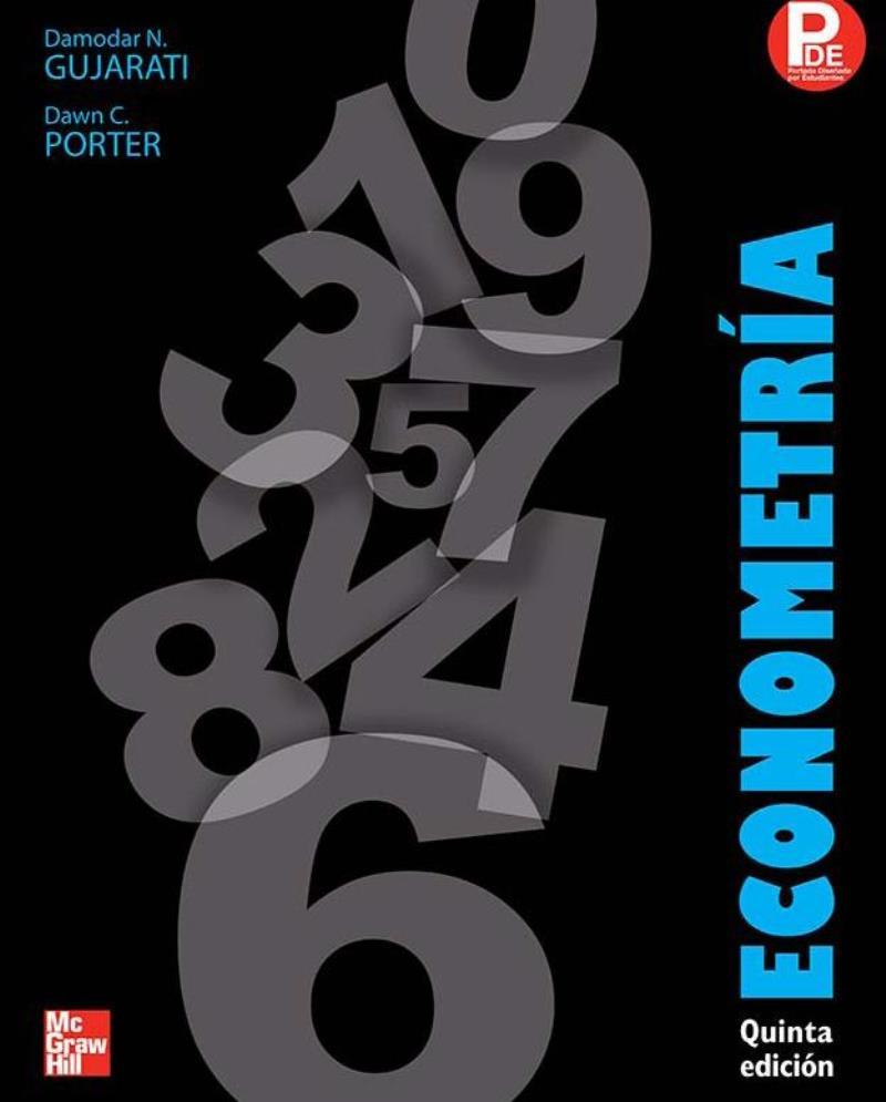 Econometría, 5ta Edición – Damodar N. Gujarati