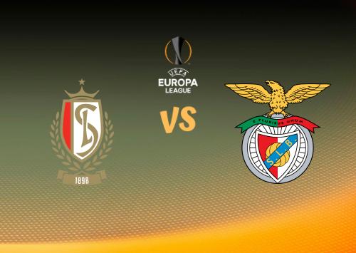 Standard vs Benfica  Resumen y goles