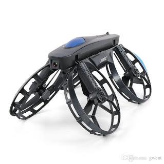 Spesifikasi Drone  JJRC H45 - OmahDrones