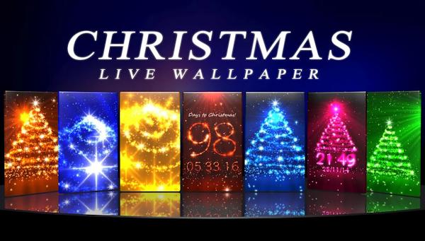 Christmas Live Wallpaper Full 7.11P APK