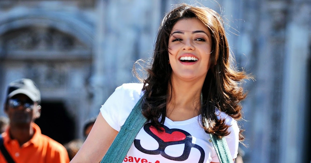 Cute Kajal aggrawal's HD walpaper for download