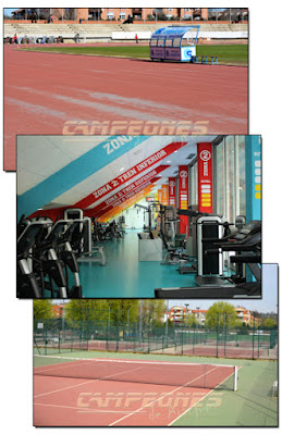 Atletismo Tenis Las Olivas Aranjuez