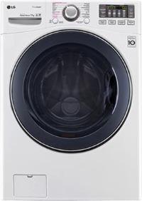 LG wasmachine (17 kilo vulgewicht)