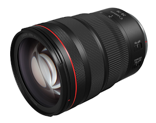 Canon RF24-70mm F2.8 L IS USM Lens