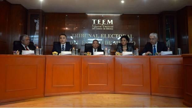 """Tribunal le quita 10 diputados a Morena en Edomex por """"sobrerrepresentación"""""""