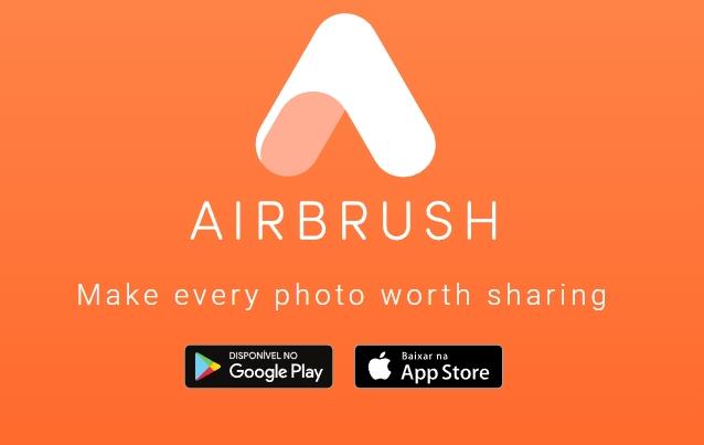 تحميل تطبيق AirBrush لتعديل الصور باحترافية للأندرويد والأيفون