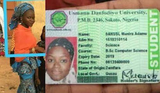 UDUSOK Final Year Student Dies In Fatal Car Accident