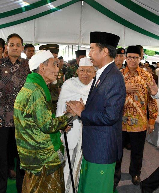 Survey Publik: Mayoritas Responden menilai Jokowi Pro-Islam