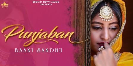 Punjaban Lyrics - Baani Sandhu