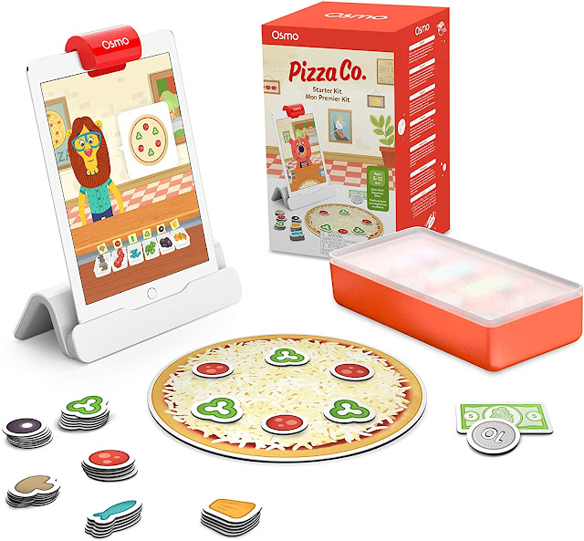 Osmo Pizza - matemáticas divertidas