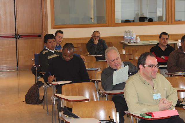 Los alumnos interesados por las clases