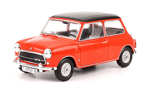Mini cooper 1300 coches inolvidables salvat