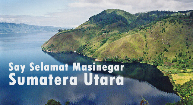 Lirik Lagu Say Selamat Masinegar - Sumatera Utara