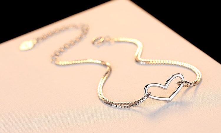 心願 925純銀雙層手鏈