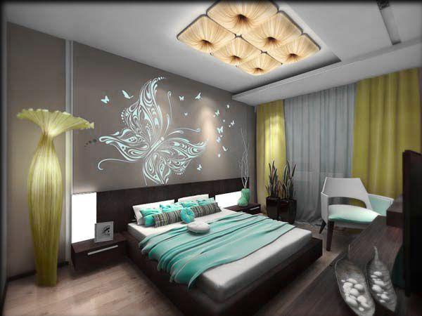 Desain Kamar Tidur Minimalis Ukuran 4x4