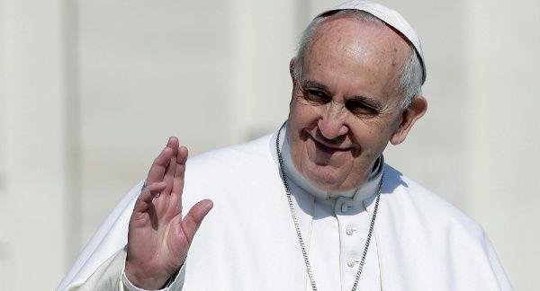 Papa Francisco bendice a La Habana por su 500 aniversario