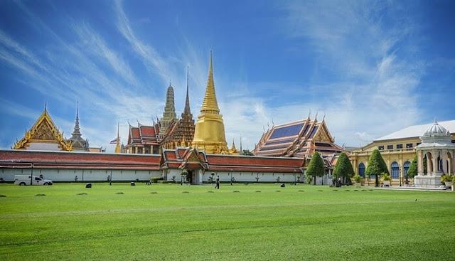 destinasi wisata favorit di thailand