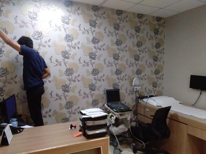 Jasa Pemasangan Wallpaper Dinding Di Tangerang Harga Murah Bergaransi