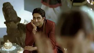 Abhishek bachchan in film 'Guru'