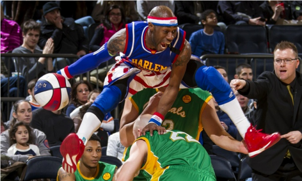 Boletos Harlem Globetrotters Mexico
