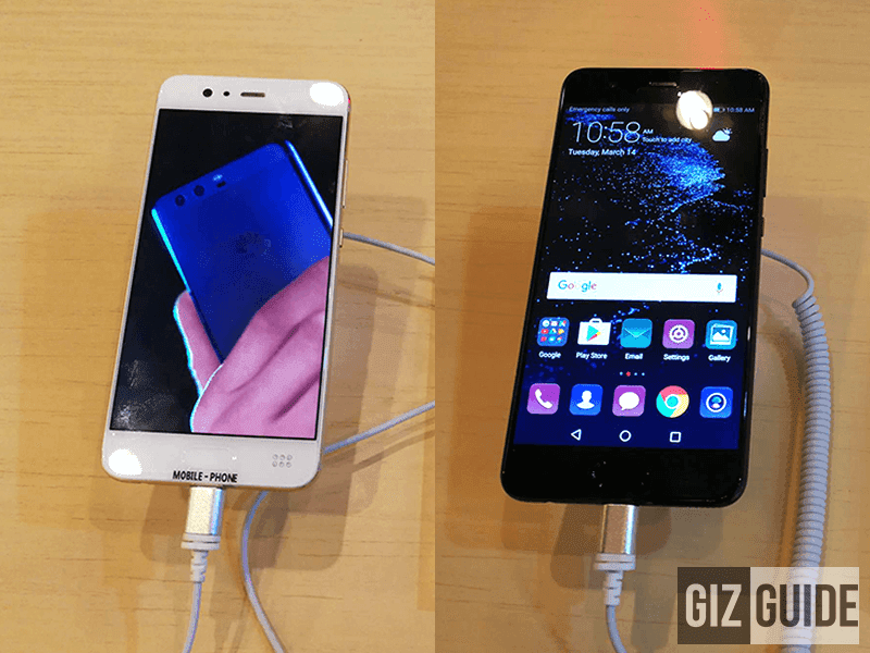 The beastly Huawei devices