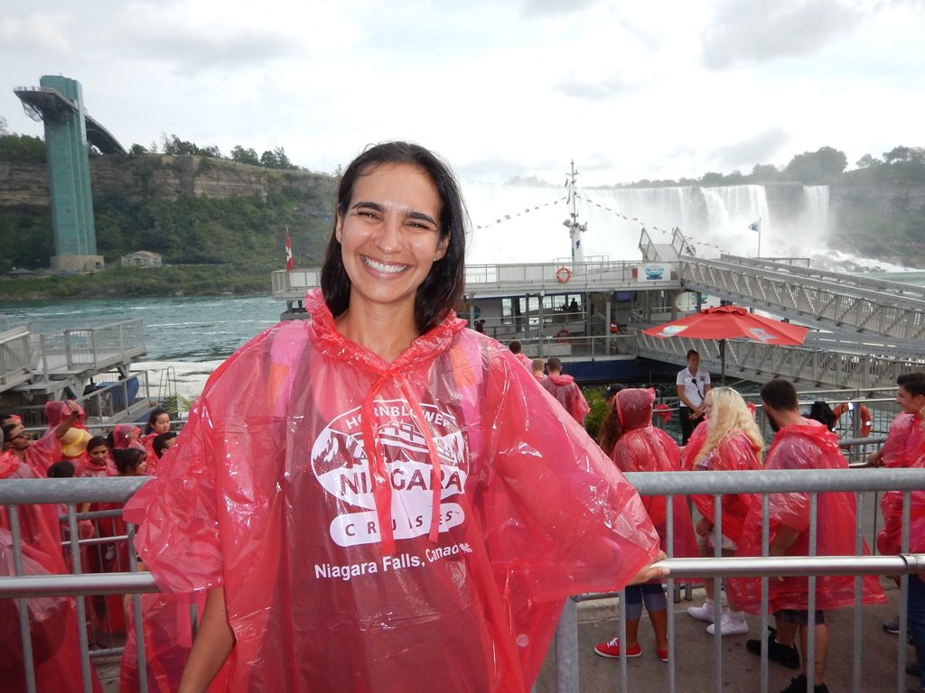 Passeio de Barco nas Cataratas do Niágara