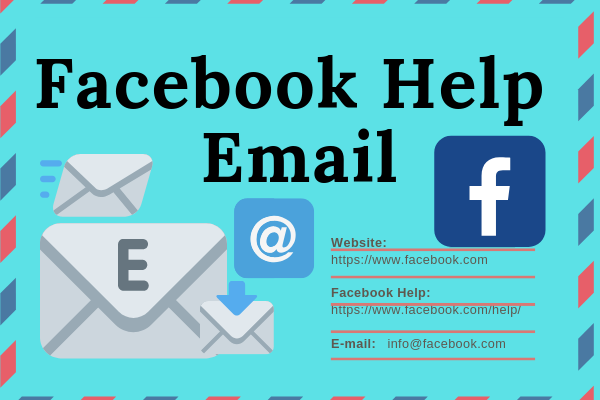 Facebook Help Email