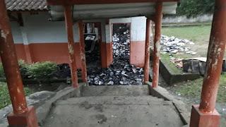 Policia Civil esclarece incêndio criminoso ocorrido na escola estadual do bairro Angatuba em Pariquera-açú