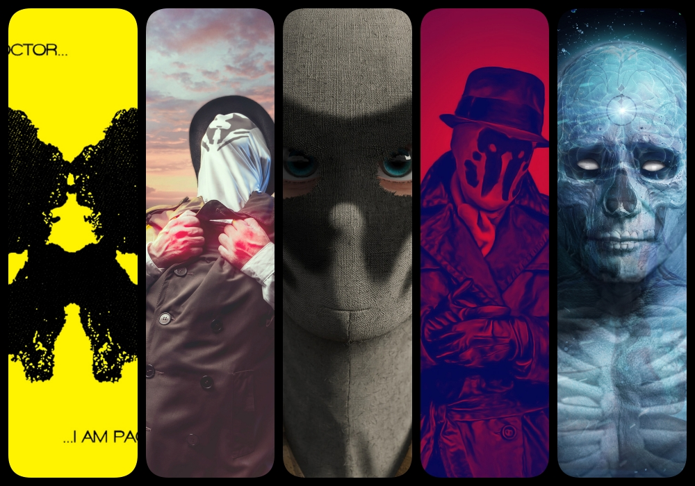 Watchmen phone wallpaper collection