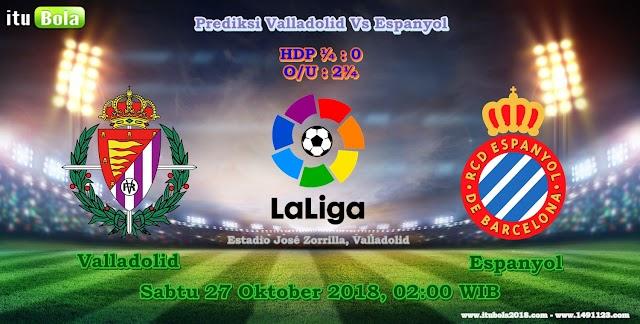 Prediksi Valladolid Vs Espanyol - ituBola