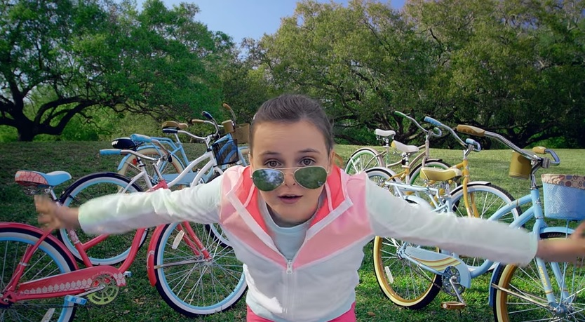 Huffy Bikes: Adorable Kids complain like adults to sell adults on a kid's style bike - #grownupproblems