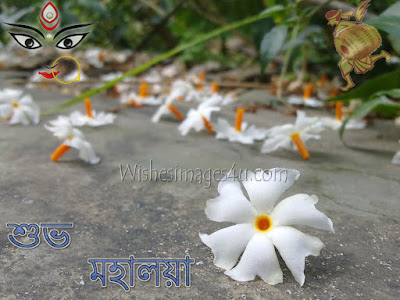Mahalaya Photo Greetings wishes 2018