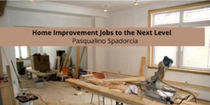 Pasqualino Spadorcia Takes Home Improvement Jobs to the Next Level